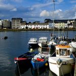 The Claddagh,River Corrib,Galway