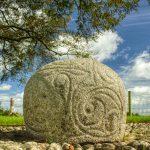 Castlestrange Scribed Stone, Athleague, Co Roscommon_Web Size