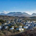 Over looking the town of Clifden in the heart of Connemara, a Discovery point on the Wild Atlantic Way