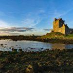 Dunguaire Castle at dusk photo 1_Web Size