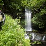 Glencar Waterfall, Co. Leitrim