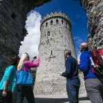 This is a great shot of Nenagh Castle