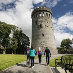 Nenagh Castle dates to the 13th century