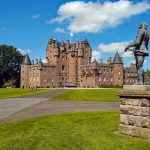 Glamis Castle, situated infant of the Angus Glens, was the childhood home of HM Queen Elizabeth the Queen Mother and was opened in 1372