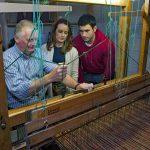 Weaving, Dunlewey_Web Size
