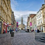 Stirling town centre