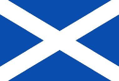 SCOTLAND FLAG 280 PX